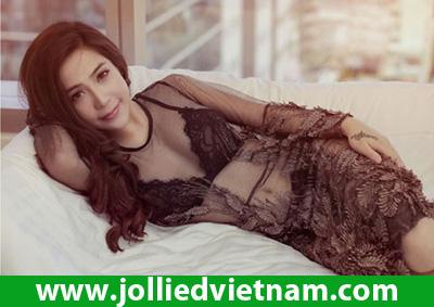 Cách trị mụn, sáng mịn da của hotgirl Linh Jollie