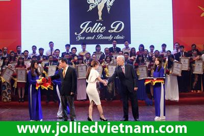 Jollie D Spa Tự Hào Thương Hiệu Việt Nam