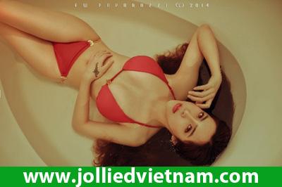 Linh Jollie - Hot girl kỳ công tìm